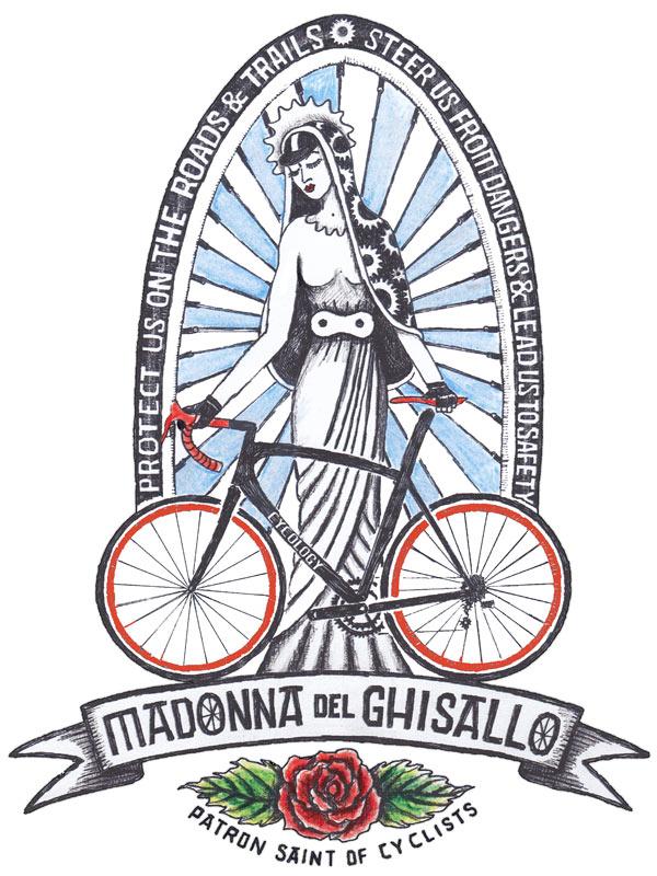 Madonna del Ghisallo: Patron Saint of Cyclists ...